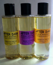 Mixed large Massage Oils